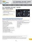 Chevrolet 2014 Silverado 1500 - 2014 Silverado MyLink Details Book - Page 6