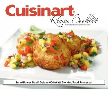 Cuisinart premier series 14 cup food processor dlc 2014n cuisinart smartpower deluxe duet blenderfood processor bfp 603 recipe forumfinder Choice Image