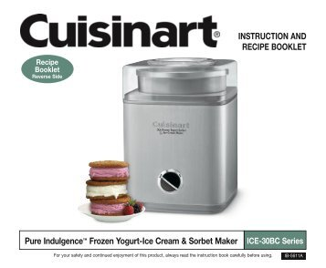 tempo ice cream and sorbet maker icm2 pickyourown org