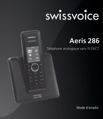 Aeris 286 fr - Swissvoice.net