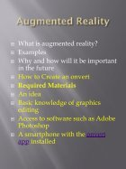 Augmented Reality - Page 2