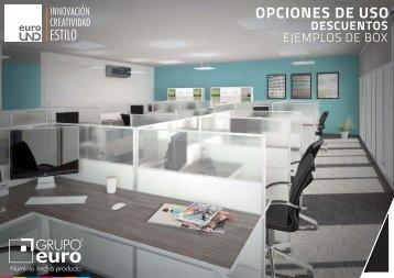 OPCIONES DE USO