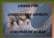 COMUNION DE ALMAS
