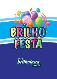 Catálogo Brilho Festa 2016