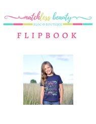 Matchless Beauty Flipbook
