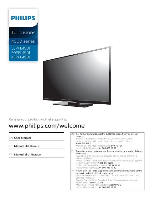 philips 4000 series led lcd tv manual and user guide manualsmania rh manualsmania com philips tv owner's manual philips tv user manual 22pft4022_05
