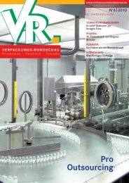 Pro Outsourcing RVERPACKUNGS-RUNDSCHAU