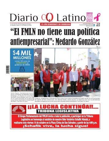 Edición 13 de Octubre de 2016