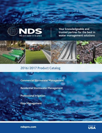 2016/2017 Product Catalog
