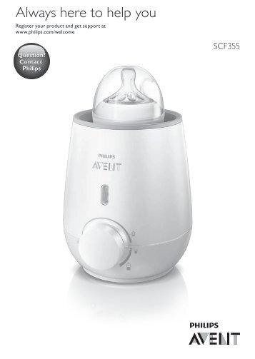 podgrzewacza magazines rh yumpu com avent baby monitor user manual avent microwave steriliser user manual