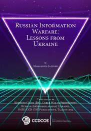 Russian Information Warfare Lessons from Ukraine