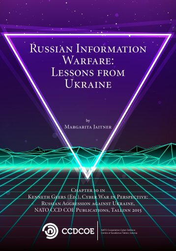 Russian Information Warfare Lessons from Ukraine