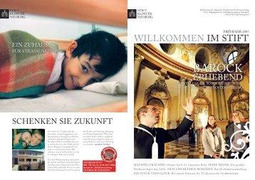 glanzvolles barock - Stift Klosterneuburg