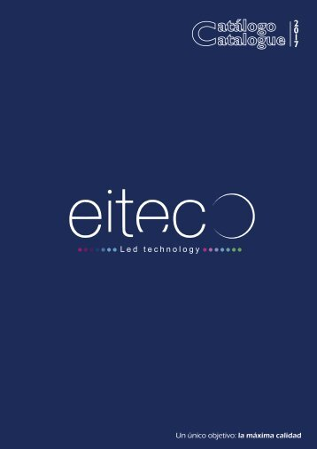 Catálogo Eiteco 2017