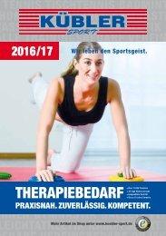Therapiekatalog 2016/17