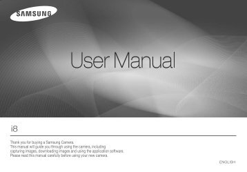 Samsung i8 (EC-I8ZZZBBA/E2 ) - Manuel de l'utilisateur 8.99 MB, pdf, Anglais