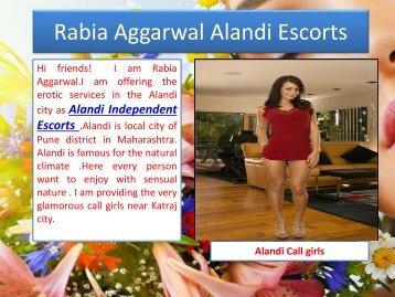 Rabia Aggarwal Alandi  and Katraj Escorts