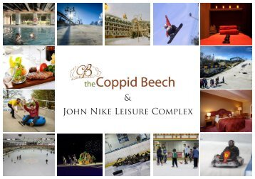 Coppid Beech Hotel and John Nike Leisure Complex