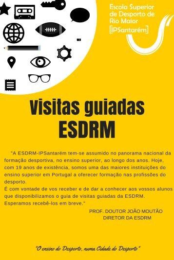 Visitas Guiadas ESDRM 2016_2017