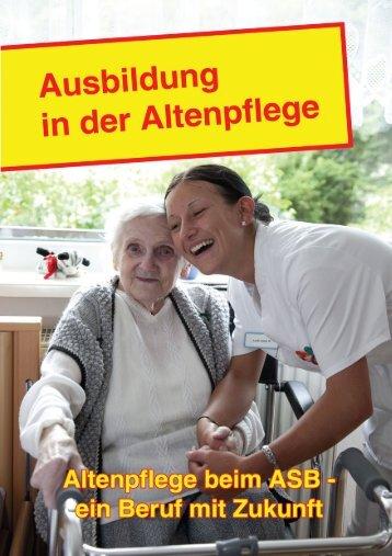 Ausbildung in der Altenpflege