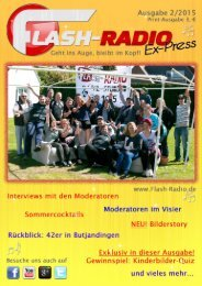 Flash-Ex-Press Ausgabe 2/2015