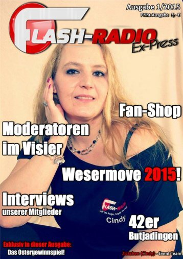 Flash-Ex-Press Ausgabe 1/2015