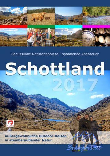 Schottland Katalog 2017