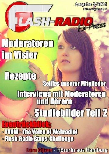 Flash-Ex-Press Ausgabe 4/2014