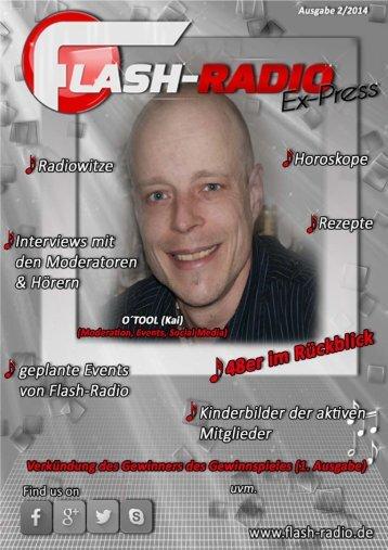 Flash-Ex-Press Ausgabe 2/2014