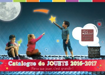 Catalogue de JOUETS 2016 - 2017