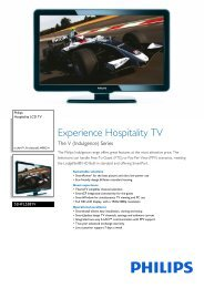 A TV for