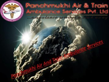 Panchmukhi Air And Train Ambulance Services Coimbatore Madurai