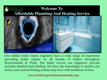 Plumbing Supplies Bournemouth|Affordable Plumbing