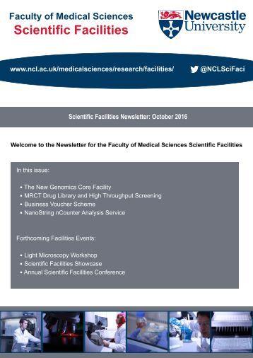 Scientific Facilities