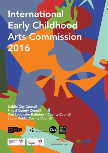 International Early Childhood Arts Commission 2016