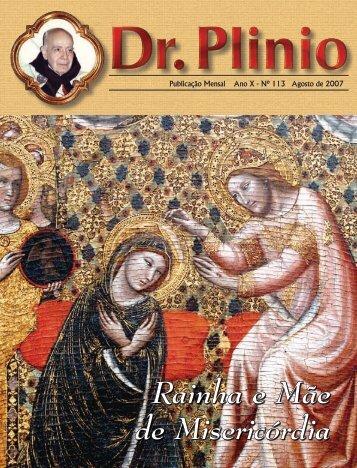 Revista Dr Plinio 113