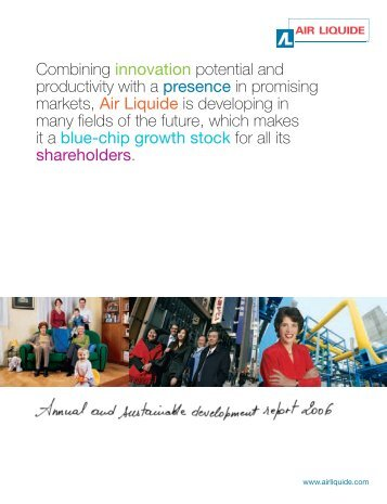 Combining innovation potential and productivity with a presence in ...