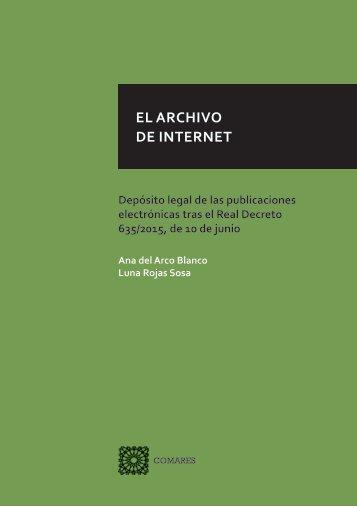 EL ARCHIVO DE INTERNET