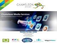 Chameleon Media Services