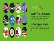 Logo Design - Chameleon Print Group - Australia