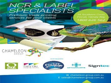 Stickers & Labels Printing Services