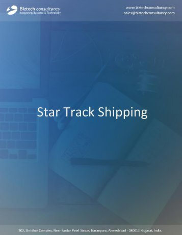 Magento StarTrack Shipping Extension, Shipping Rates within Australia