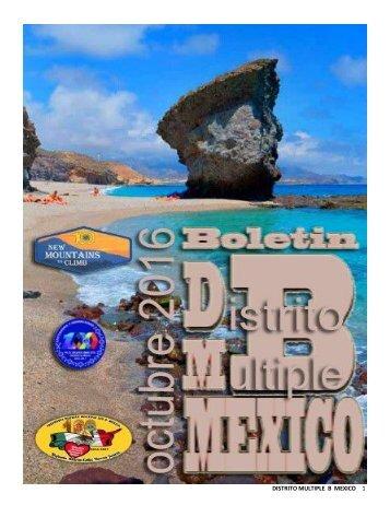 DB MEXICO 15 DE OCTUBRE 2016