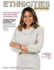 Volume 4 - Ethnicities Magazine - October