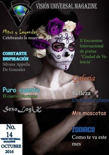 Edición No.14 de Octubre 2016