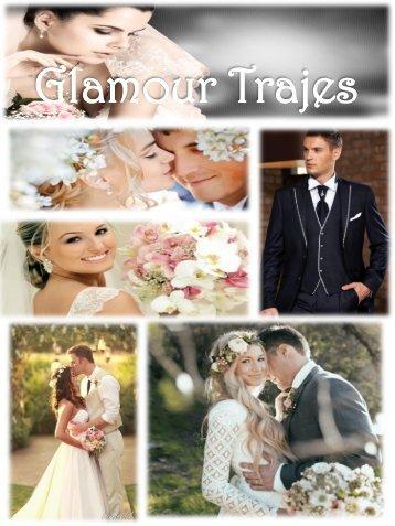 Catálogo Glamour Trajes