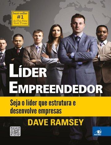 Lider Empreendedor - Dave Ramsey