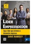 Lider Empreendedor - Dave Ramsey - Page 2