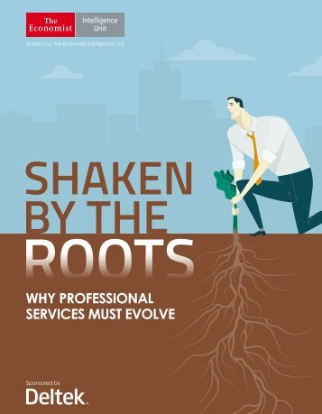 Shaken to the roots