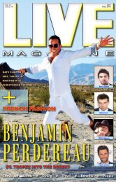 LIVE Magazine #245 October 14-30, 2016